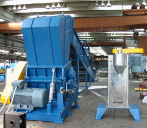 VULCANATOR Knife Mill